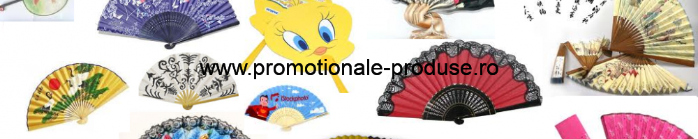 Evantaie promotionale personalizate